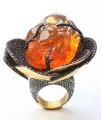 Серебряные украшения с опалами