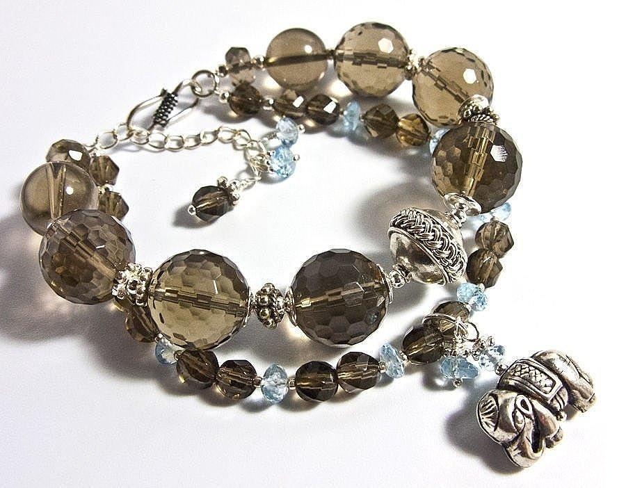 браслеты с натуральными камнями