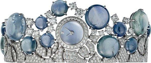 Серебряные украшения с танзанитами натуральными