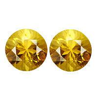 Натуральный берилл золотой
